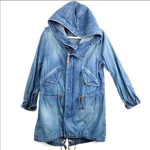 Johnbull denim jacket